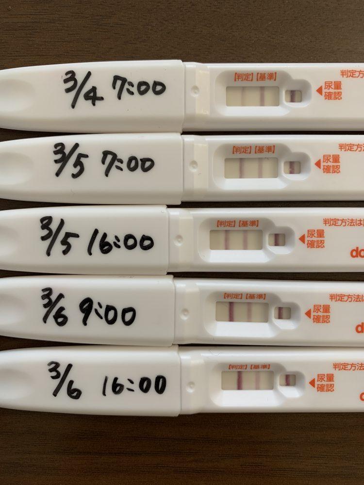薬 検査 ドゥテスト 妊娠