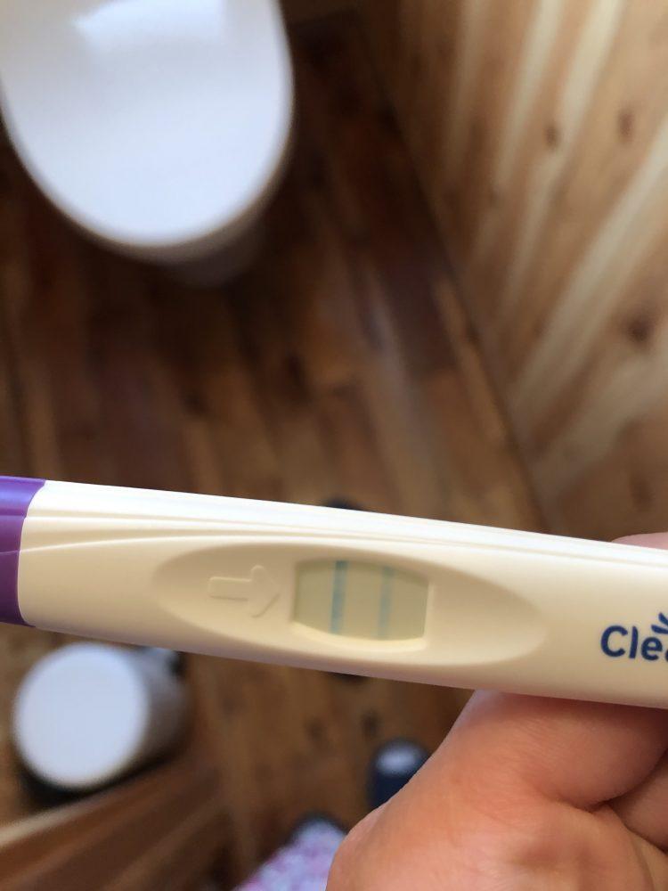 陰性 排卵検査薬